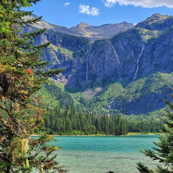 Our Trip to Glacier National Park. The Ups and the Downs.